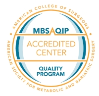 MBSAQIP Bariatric Surgery Center of Excellence