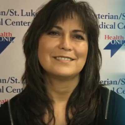 patient testimonial by Sandra Beiriger